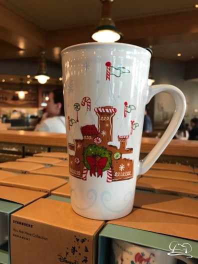 Disney Starbucks Christmas Mugs-1