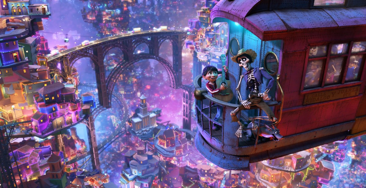 Disney-Pixar's Coco - An Attraction that is Dying to be Made!