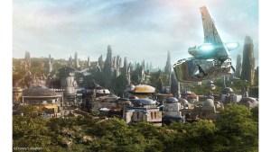 Batuu - Star Wars: Galaxy's Edge Planet
