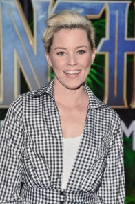 HOLLYWOOD, CA - JANUARY 29: Actor/director Elizabeth Banks at the Los Angeles World Premiere of Marvel Studios' BLACK PANTHER at Dolby Theatre on January 29, 2018 in Hollywood, California. (Photo by Alberto E. Rodriguez/Getty Images for Disney) *** Local Caption *** Elizabeth Banks