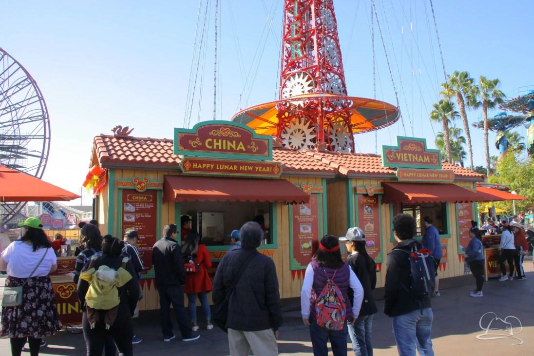 Lunar New Year Festival - Disney California Adventure