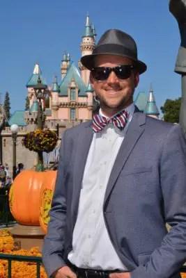 Dressing up for Disney - Mr. DAPs