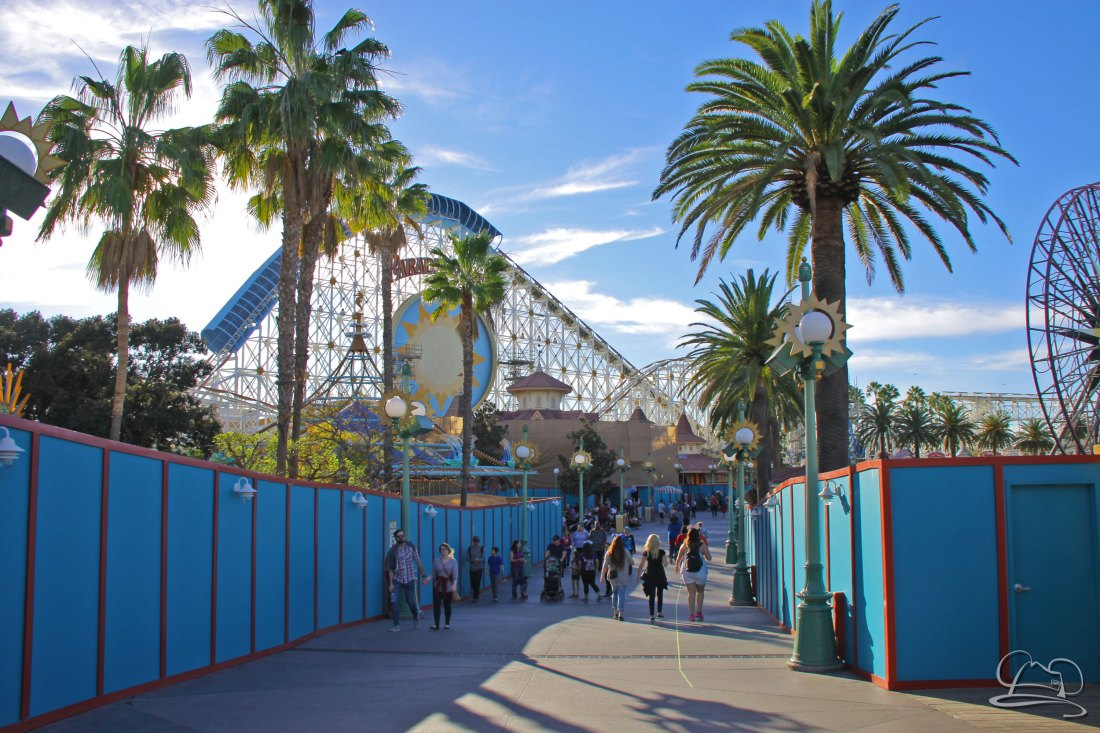Walls of Change - Disney California Adventure