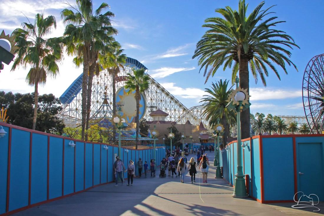 Walls of Change - Disney California Adventure