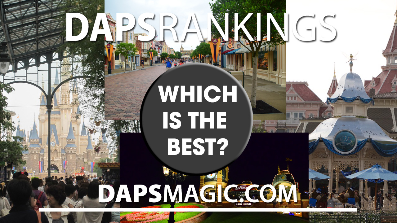Which is the Best Main Street? – DAPs Magic Rankings