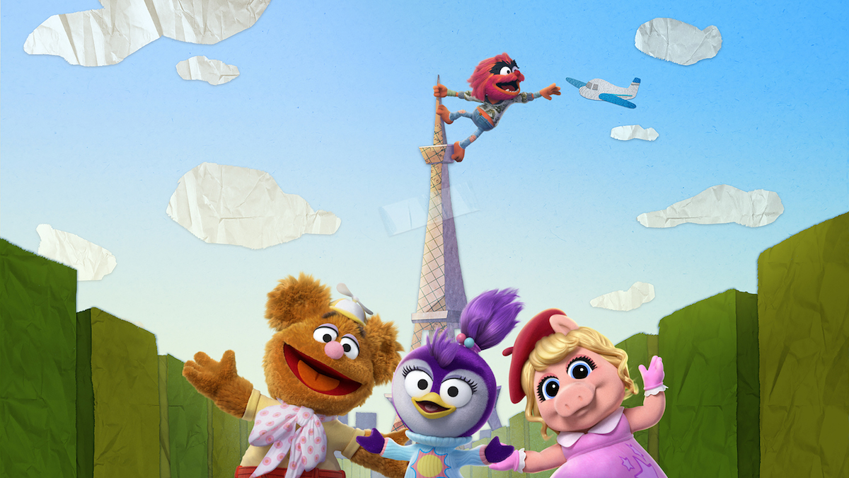 Muppet Babies Releases Soundtrack and Debut Date!