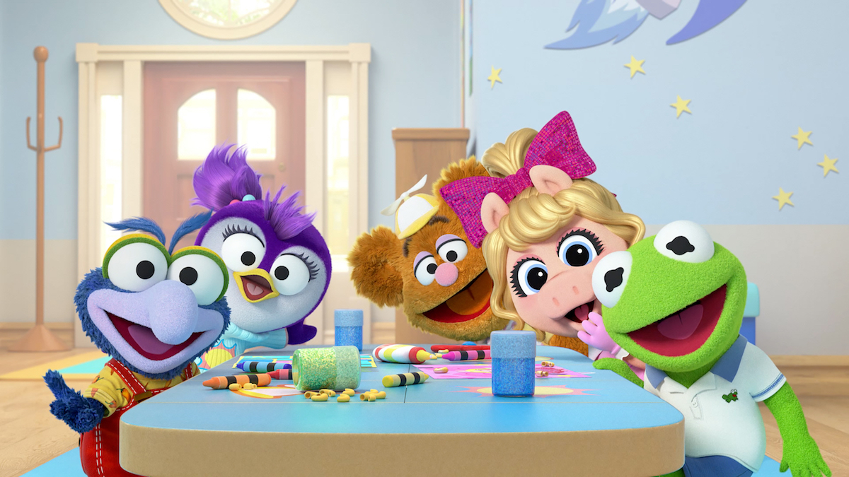 New Muppet Babies Theme Song to be Sung by Hamilton's Renée Elise Goldsberry