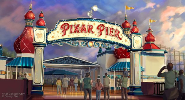Details on Lamplight Lounge at Pixar Pier Released