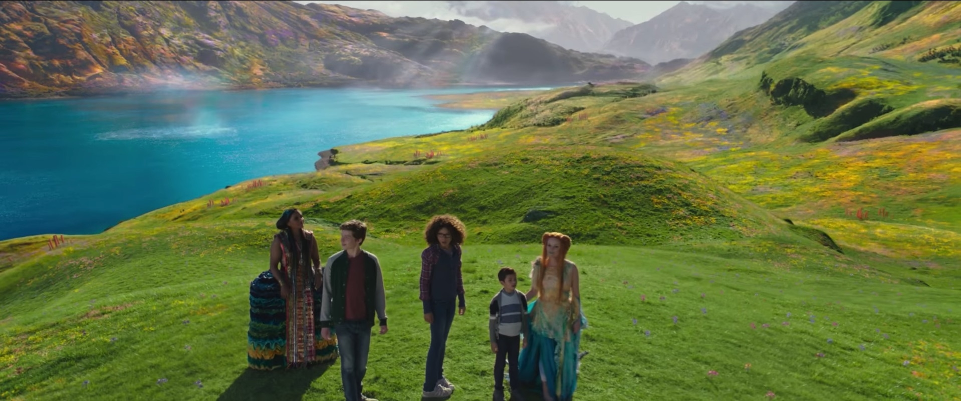 Disney Shares New TV Spot for A Wrinkle in Time as Advance Tickets Go On Sale