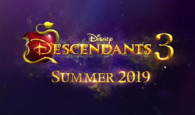 Descendents 3 Announced by Disney Channel During ZOMBIES