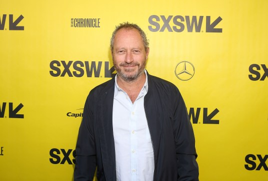 "AUSTIN, TX - MARCH 12: Director Anthony Wonke attends the Star Wars: The Last Jedi ""The Director and The Jedi"" SXSW Documentary Premiere at Paramount Theatre on March 12, 2018 in Austin, Texas. (Photo by Jesse Grant/Getty Images for Disney) *** Local Caption *** Anthony Wonke"