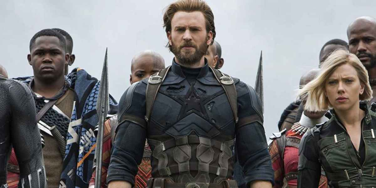Chris Evans to Say Goodbye to Captain America After Avengers 4