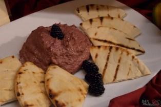 Boysenberry Hummus