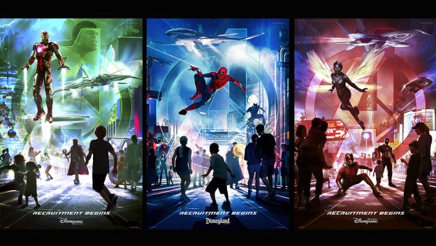 New Marvel Themed Areas to Assemble in Disney Parks Worldwide