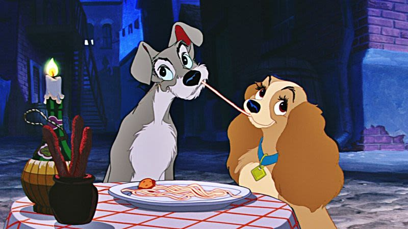 Live-Action Lady and the Tramp in Development at Disney