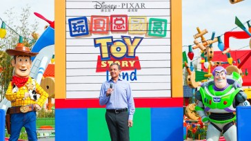 Disney Pixar Toy Story Land at Shanghai Disneyland-1