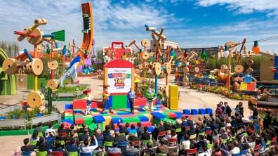 Disney Pixar Toy Story Land at Shanghai Disneyland-4
