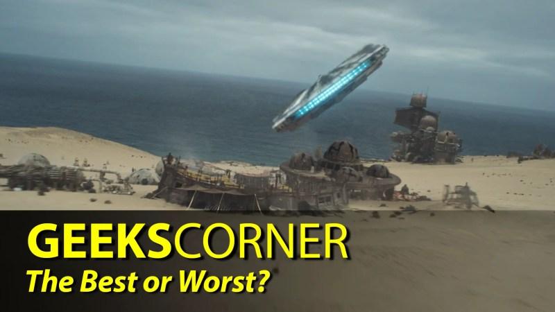 The Best or Worst? - GEEKS CORNER - Episode 828