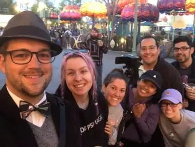 DAPS MAGIC Crew