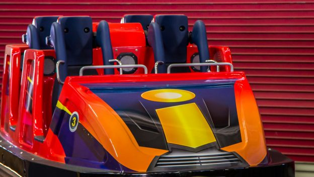 An Incredible First Look at the New Incredicoaster Trains