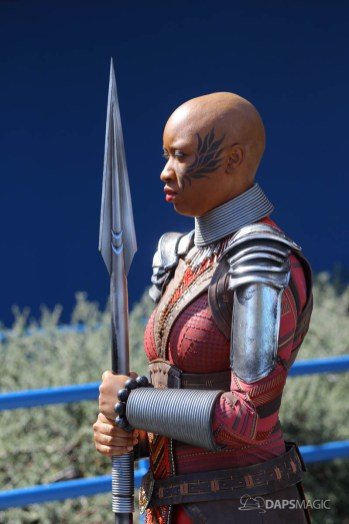 Dora Milaje - Disney California Adventure