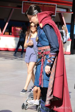 Dr. Strange Arrives at Disney California Adventure-2