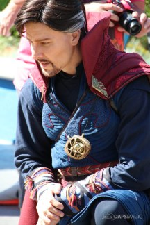 Dr. Strange Arrives at Disney California Adventure-25