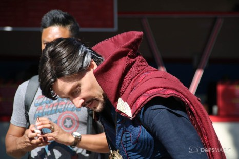 Dr. Strange Arrives at Disney California Adventure-4