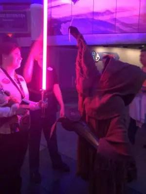 Jawa - Star Wars Nite - Disneyland After Dark