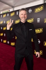 HOLLYWOOD, CA - MAY 10: Matthew Wood attends the world premiere of ìSolo: A Star Wars Storyî in Hollywood on May 10, 2018. (Photo by Alberto E. Rodriguez/Getty Images for Disney) *** Local Caption *** Matthew Wood
