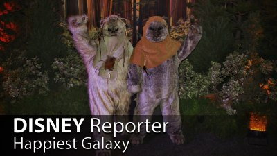 Happiest Galaxy - DISNEY Reporter