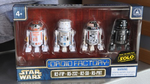 Droid Factory Set