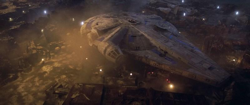 Millennium Falcon - Solo: A Star Wars Story