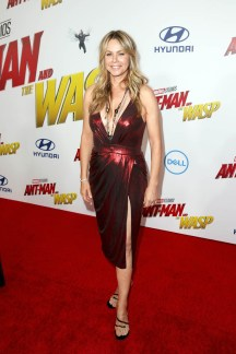 "HOLLYWOOD, CA - JUNE 25: Andrea Roth attends the Los Angeles Global Premiere for Marvel Studios' ""Ant-Man And The Wasp"" at the El Capitan Theatre on June 25, 2018 in Hollywood, California. (Photo by Jesse Grant/Getty Images for Disney) *** Local Caption *** Andrea Roth"