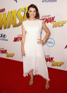 "HOLLYWOOD, CA - JUNE 25: Emma Lahana attends the Los Angeles Global Premiere for Marvel Studios' ""Ant-Man And The Wasp"" at the El Capitan Theatre on June 25, 2018 in Hollywood, California. (Photo by Jesse Grant/Getty Images for Disney) *** Local Caption *** Emma Lahana"