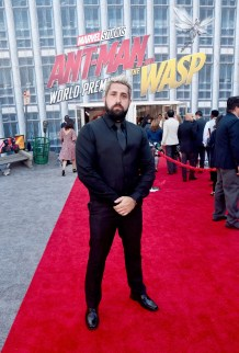 "HOLLYWOOD, CA - JUNE 25: Influencer attends the Los Angeles Global Premiere for Marvel Studios' ""Ant-Man And The Wasp"" at the El Capitan Theatre on June 25, 2018 in Hollywood, California. (Photo by Alberto E. Rodriguez/Getty Images for Disney)"