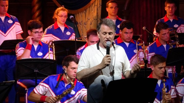 Gordon Goodwin and 2018 Disneyland Resort All American College Band-4