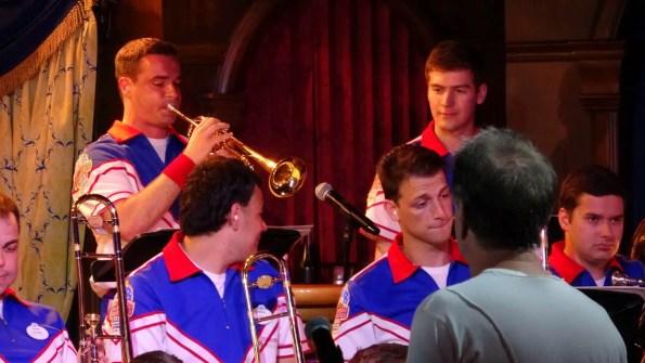 Gordon Goodwin and 2018 Disneyland Resort All American College Band-5