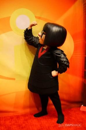 Pixar Pier Media Event - Edna Mode-3