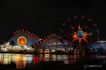 Pixar Pier Media Event - Night-11