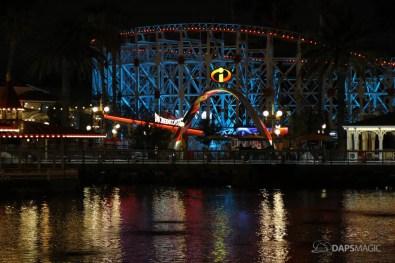 Pixar Pier Media Event - Night-19