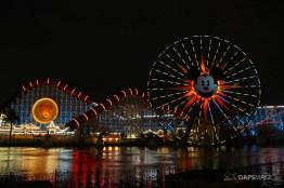 Pixar Pier Media Event - Night-24