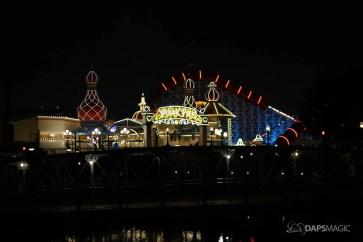 Pixar Pier Media Event - Night-55