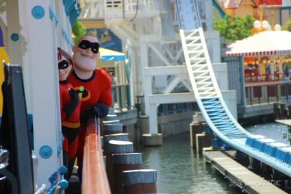 Pixar Pier Media Event - Outside-31