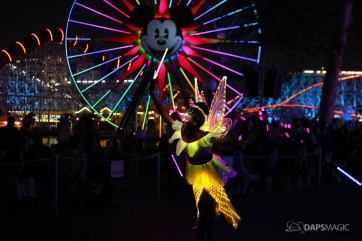 Pixar Pier Media Event - Paint the Night with Incredibles Float-3
