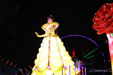 Pixar Pier Media Event - Paint the Night with Incredibles Float-37