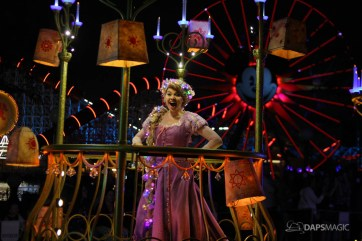 Pixar Pier Media Event - Paint the Night with Incredibles Float-39