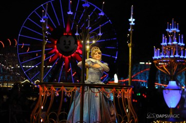 Pixar Pier Media Event - Paint the Night with Incredibles Float-41