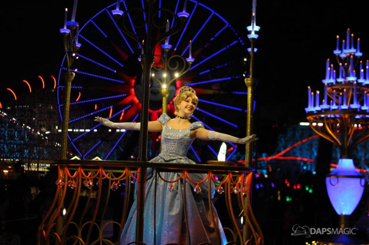Pixar Pier Media Event - Paint the Night with Incredibles Float-42