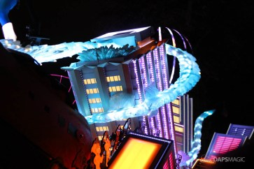 Pixar Pier Media Event - Paint the Night with Incredibles Float-59